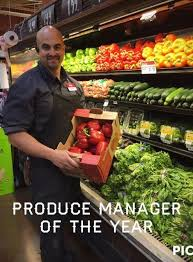 Produce Manager Produce Manager Of The Year Raleys Office Photo