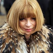 what thir people wore to their interview with anna wintour