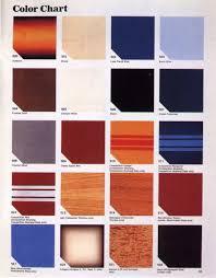 Expert 2008 Mustang Colors Chart 2019