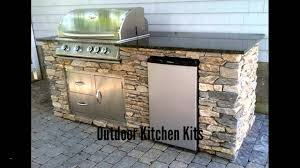 stacked stone outdoor kitchen new t rex bbq island kits outdoor kitchen kits outdoor grill