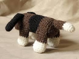 Free Crochet Dog Patterns Magnificent Fuzzy Dog Pattern Son's Popkes