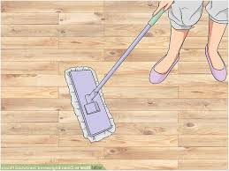 cleaning products for engineered hardwood floors