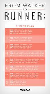 A Fitness Plan An 8 Week Plan To Make You A Runner Get Fit Workout Fitness