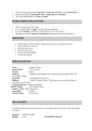 extracurricular activities resume outstanding how to add extra curricular  activities in resume with additional creative resume