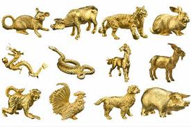Lucky Animal Chart What Animal In Vietnamese Zodiac Are You Draw A Vietnam
