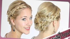 Hochsteckfrisuren Halblange Haare Unsere Top 10