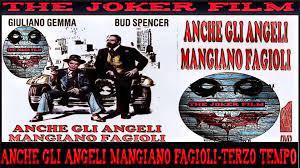 ANCHE GLI ANGELI MANGIANO FAGIOLI 3 TEMPO - Video Dailymotion