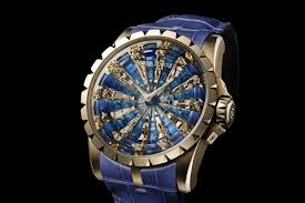 intoducing roger dubuis excalibur knights of the round table iii specs