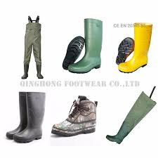 <b>Hotsale</b> PVC gum boots - safety shoes with steel toe and steel ...
