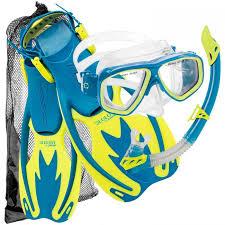 Us Divers Junior Snorkel Set Size Chart Cressi Junior Rocks Mask Fin Snorkel Set