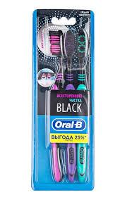 <b>Зубная щетка ORAL B Всесторонняя</b> чистка средней жесткости ...