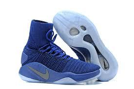 nike basketball shoes hyperdunk blue. mens nike hyperdunk 2016 flyknit basketball shoes all blue hyperdunk u