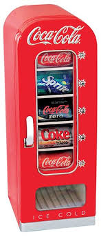 Tabletop Soda Vending Machine Fascinating Small Beverage Vending Machine For Your Home The Gadgeteer