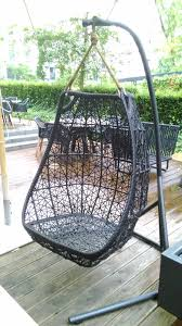 hamock chair with stand hammock chair on stand