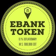 E Bank Token Ebt Price Marketcap Chart And Fundamentals Info Coingecko