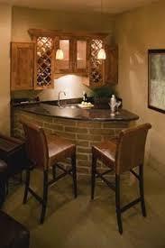 small basement corner bar ideas. But The Corner Is A Good Use If You Don\u0027 · Small Basement Bar Ideas