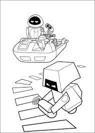 Disegno Di Il Robot Delle Pulizie Cerca Wall E Da Colorare Disegni