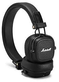 Купить <b>Беспроводные наушники Marshall Major</b> III Bluetooth black ...