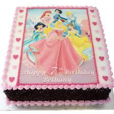 Sleeping Beauty Cakes Flecks Cakes