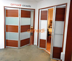 modern bifold closet doors. Unique Doors Bifold Closet Doors Armadi Closets Miami Stunning Modern To B