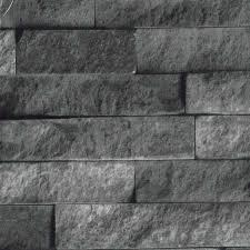 black brick wall pvc wall panels