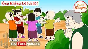 YouTube Kids - Ông Khổng Lồ Ích Kỷ - Thế giới truyện cổ tích của bé -  YouTube