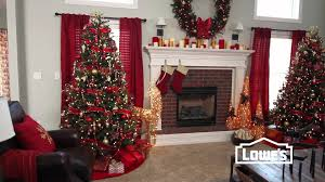 Small Picture Christmas Decorating Tips Lowes Creative Ideas YouTube