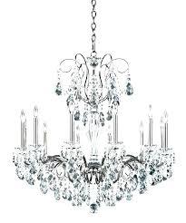 schonbek crystal chandelier