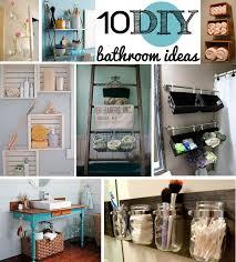 best 25 diy bathroom decor ideas