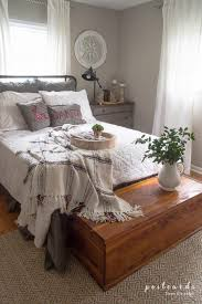 Stylish farmhouse master bedroom decor ideas Modern Farmhouse Stop Here For The Ultimate List Of Farmhouse Bedroom Ideas These Farmhouse Bedrooms Will Inspire The Weathered Fox 15 Farmhouse Bedroom Ideas Anyone Can Replicate The Weathered Fox