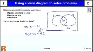How To Solve Venn Diagram Word Problems Venn Diagram Word Problems With Solutions Kadil