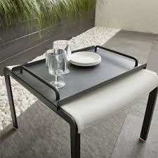 crate patio furniture. largo serving tray crate patio furniture