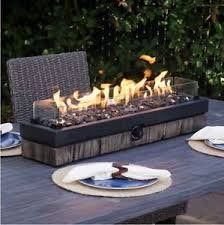 gas fire bowl. Unique Fire Image Is Loading OutdoorTabletopGasFirePitPatioTableTop In Gas Fire Bowl G