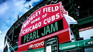 Pearl Jam Capture Wrigley Field Shows In Lets Play Two