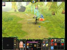 dota 2 open role playing game test gameplay for alpha release