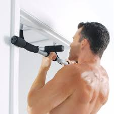 Home workout fitness Pull Up Bar Door Pull Up Bar Body Workout ...