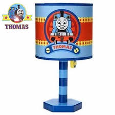 Thomas the Train Lamp boys bedroom furniture night light decoration ...