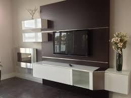 TV Mounting Ideas modern-family-room