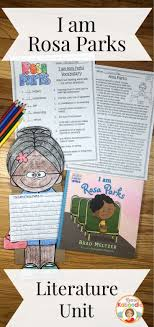 best rosa parks biography ideas rosa parks  i am rosa parks by brad meltzer