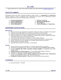 Sample Summary For Resume Example Resume Sample Experience Summary Project Manager Of 60 How 8