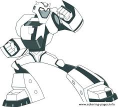 Transformers Coloring Pages Free Transformers Coloring Pages Free