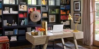 decoration ideas for office. 10 Best Home Office Decorating Ideas - Decor And Organization For Offices Studies Decoration