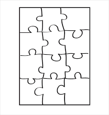 Puzzle Template Free Puzzle Template By Boy Mama Teacher Mama