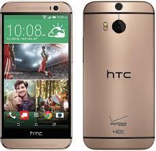 HTC ONE M8 CDMA Verizon version Gold