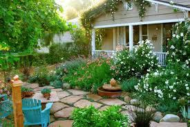 Romantic Gardens  Woven Earth LandscapesRomantic Cottage Gardens