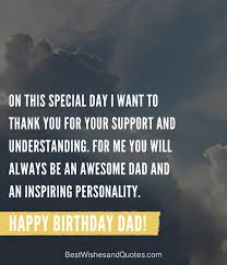 Dad Quotes From Son 91 Inspiration Happy Birthday Dad 24 Quotes To Wish Your Dad The Best Birthday