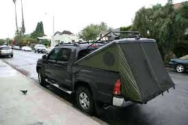 Tonneau Cover Tent Long Bed Truck One Pro Tundra Conversion ...