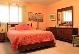 Orange Bedroom Colors Picking Paint Colors Orange Color Bedroom Design