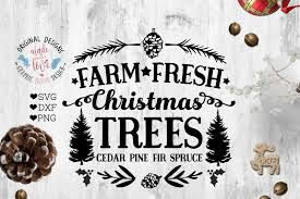 Free transparent christmas vectors and icons in svg format. Free Farm Fresh Christmas Trees Cut File Crafter File Best Free Svg Cut Files