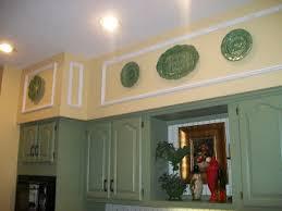 kitchen soffit contemporary